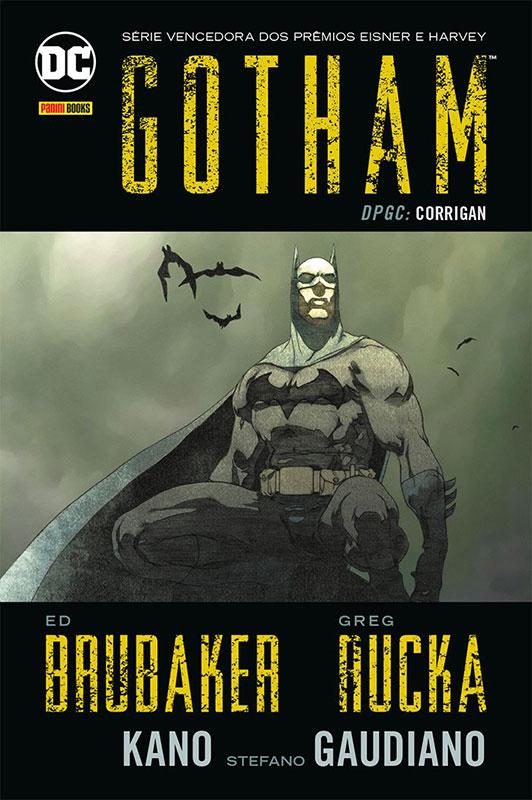 Gotham DPGC - Volume 4 - Corrigan