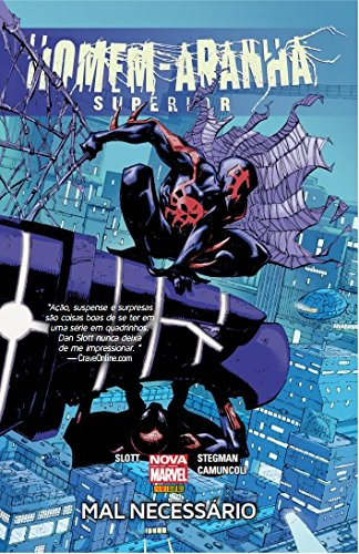 Homem-Aranha Superior - Mal necessário