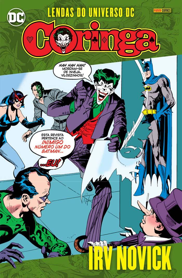 Já em Lendas do Universo DC - Coringa