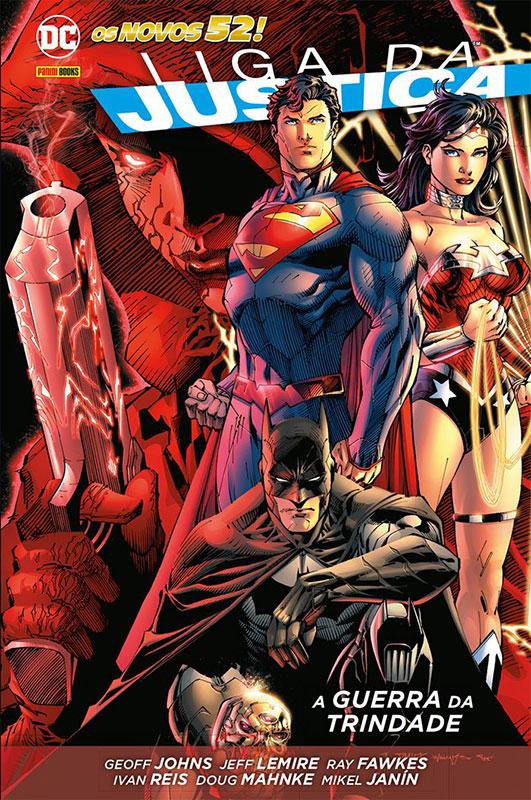 Liga da Justiça - Guerra da Trindade