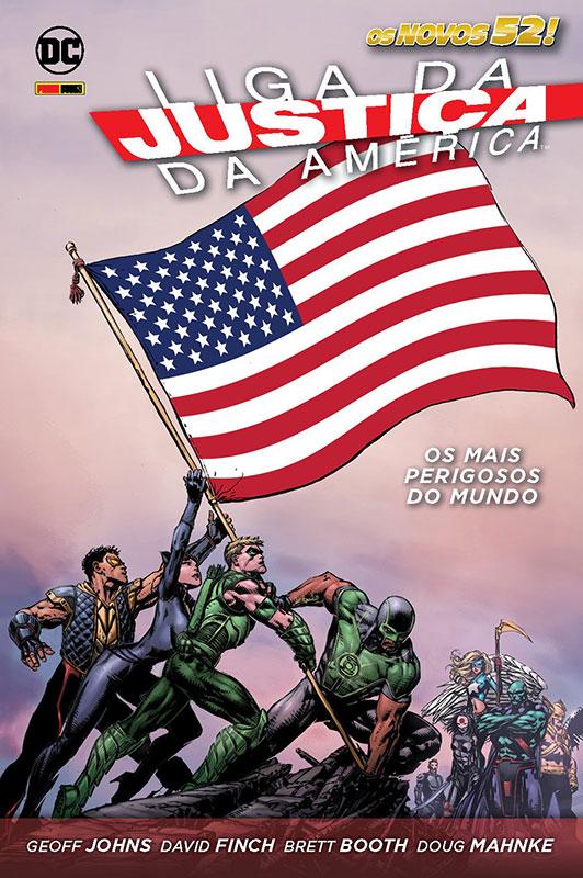 Liga da Justiça da América - Os mais perigosos do mundo