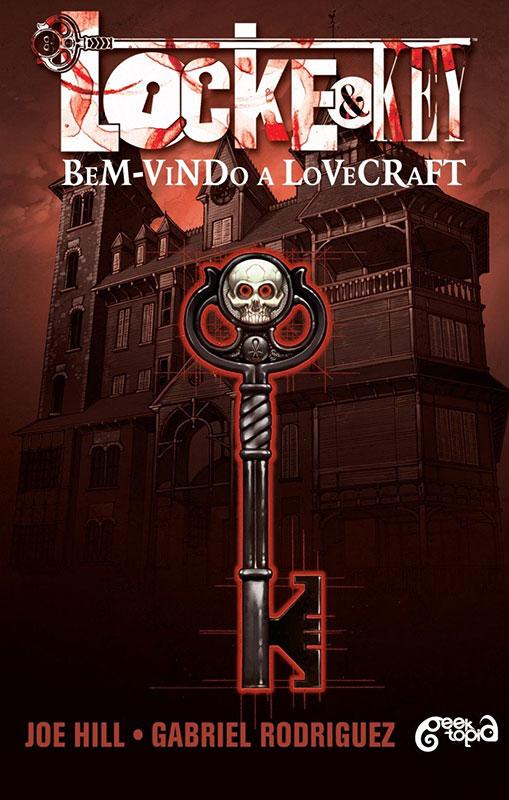 Locke & Key - Bem-vindo a Lovecraft