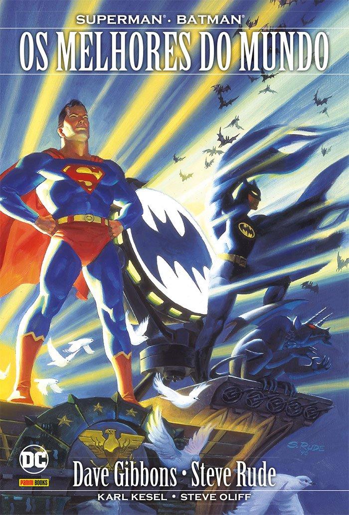 Batman & Superman - Os melhores do mundo