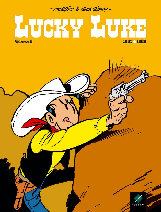 Lucky Luke - Volume 5
