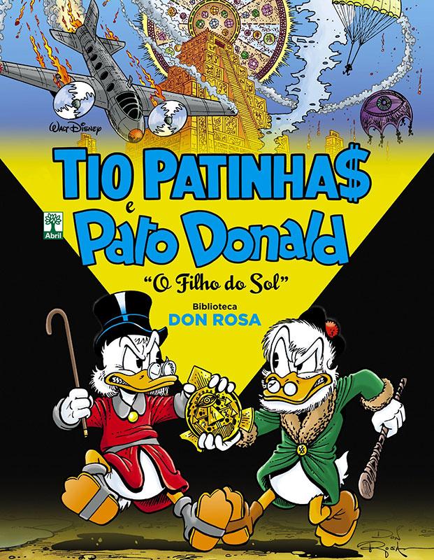 Biblioteca Don Rosa - Tio Patinhas e Pato Donald