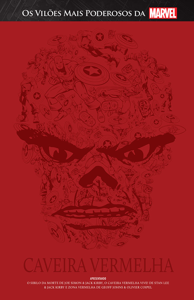 Volume 1 – Caveira Vermelha