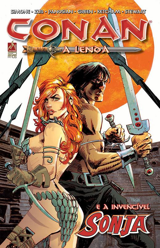 Conan - A Lenda - Volume 2 - Conan & Sonja