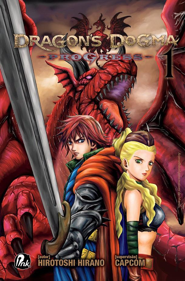 Dragon's Dogma Progress – Volume 1