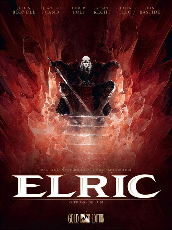 Elric – O trono de rubi