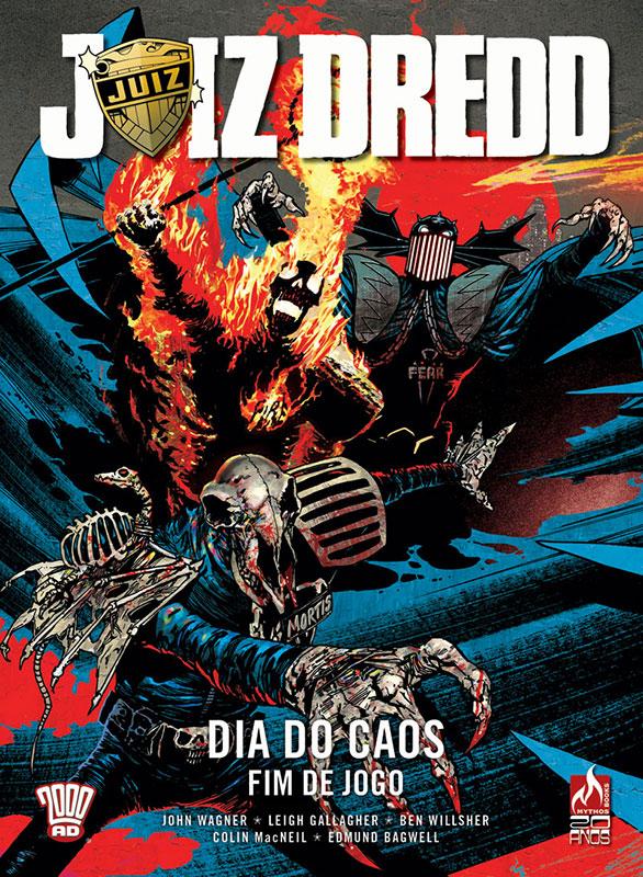 Juiz Dredd - Dia de Caos - Fim de Jogo
