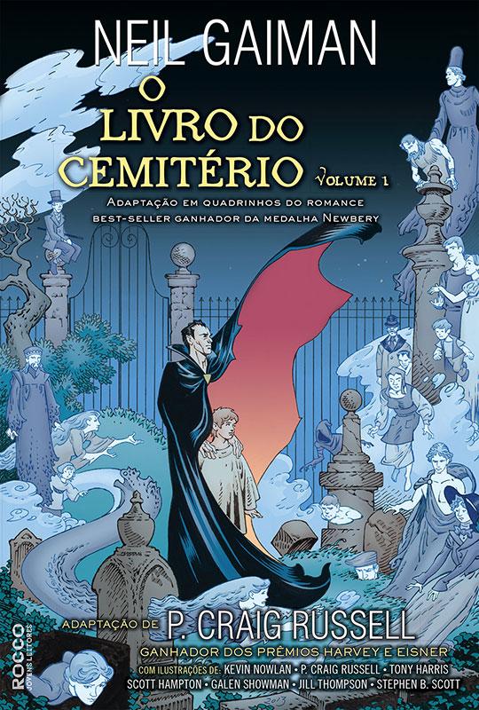 O Livro do Cemitério - Volume 1