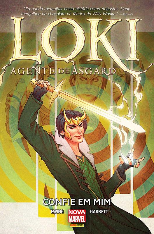 Loki - Agente de Asgard - Confie em mim