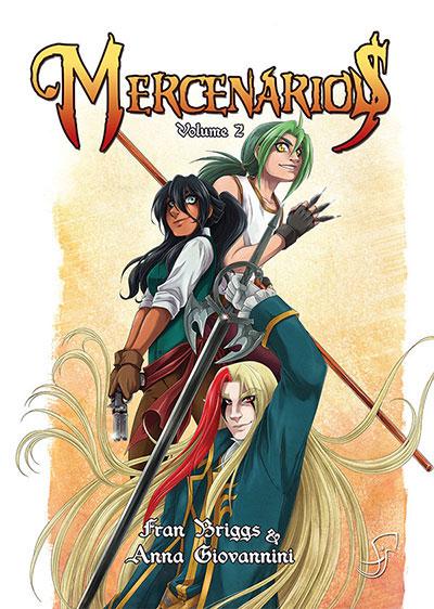 Mercenário$ – Volume 2