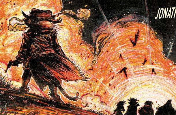 Os implacveis quadrinhos de faroeste universo hq saint alamo quadrinho de faroeste independente j est venda fandeluxe Images