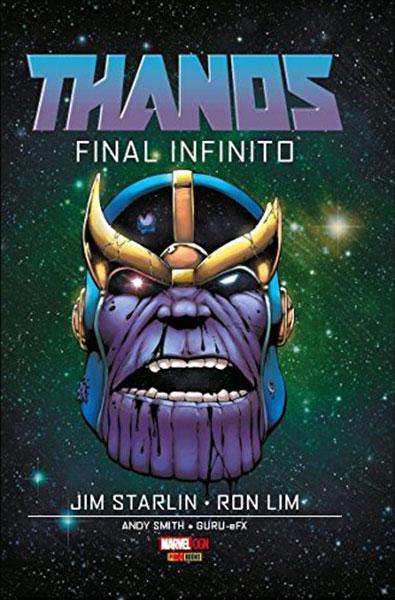Thanos - Final Infinito
