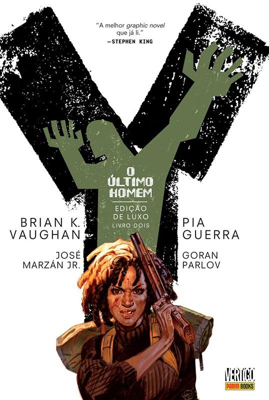 Y – O Último Homem – Edição de Luxo – Livro 2