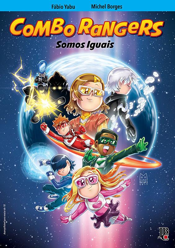 Combo Rangers - Somos Iguais
