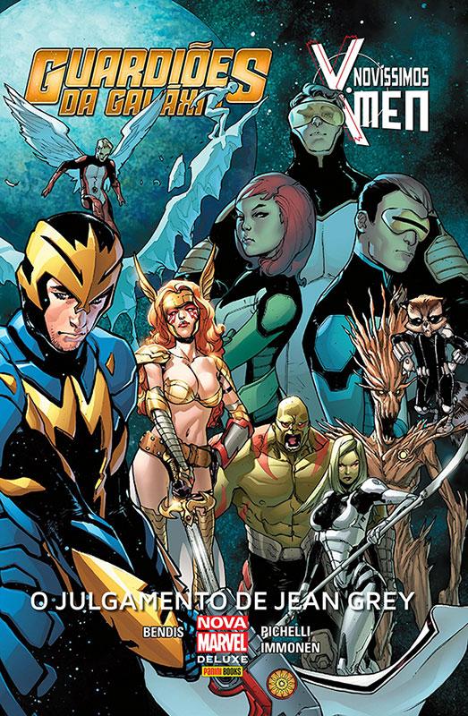 Guardiões da Galáxia & Novíssimos X-Men - O julgamento de Jean Grey