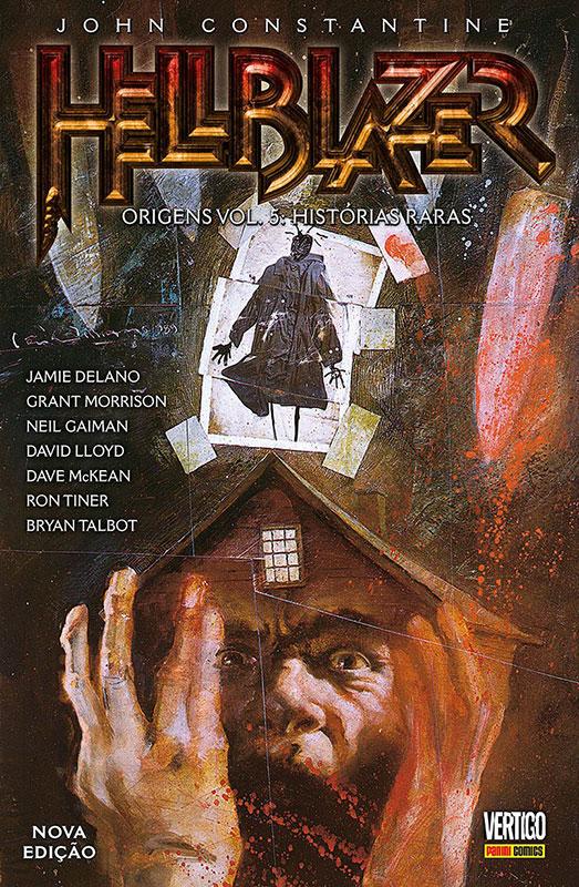 Hellblazer Origens - Volume 5 - Histórias Raras