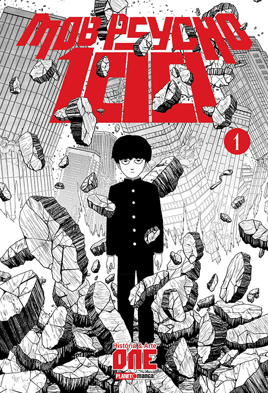 Mob Psycho 100 - Volume 1