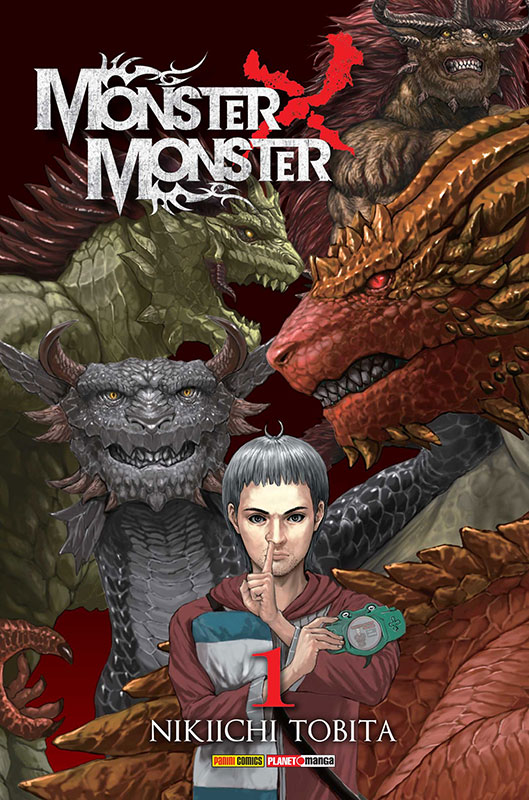 Monster X Monster - Volume 1