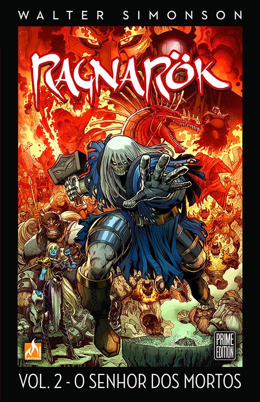 Ragnarök - Volume 2 - O senhor dos mortos