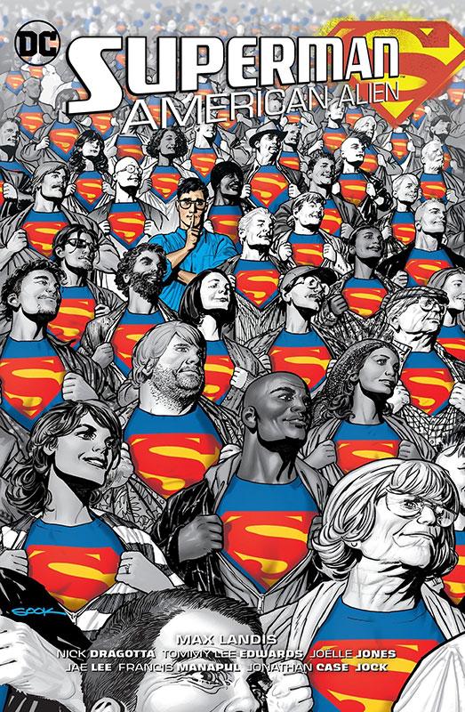 Superman – Alienígena americano