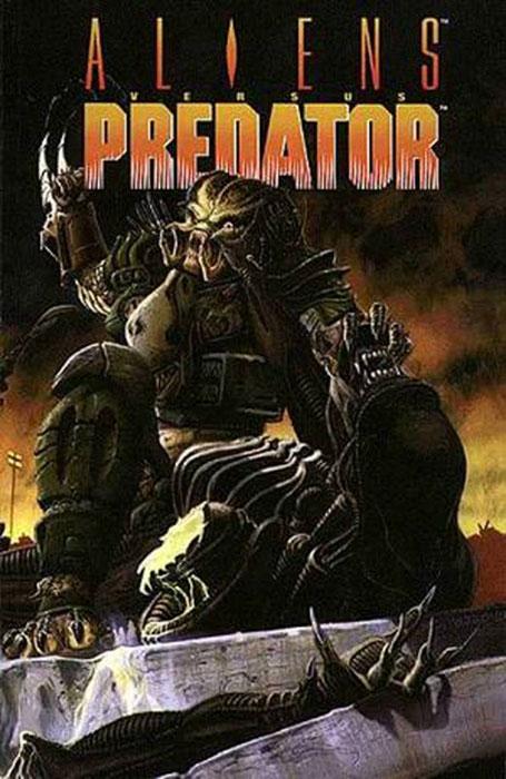 Aliens versus Predador