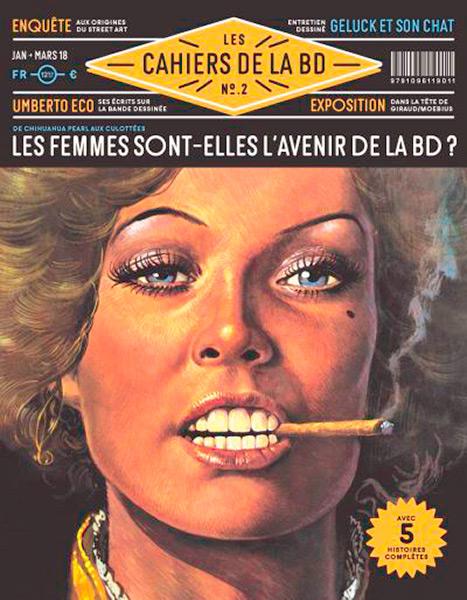 Cahiers de la BD # 2