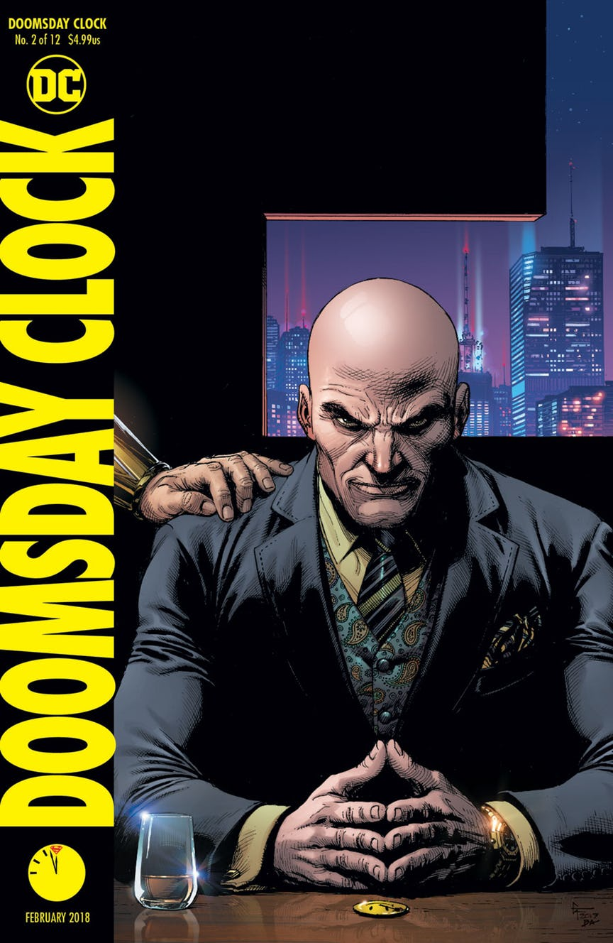 Doomsday Clock # 2