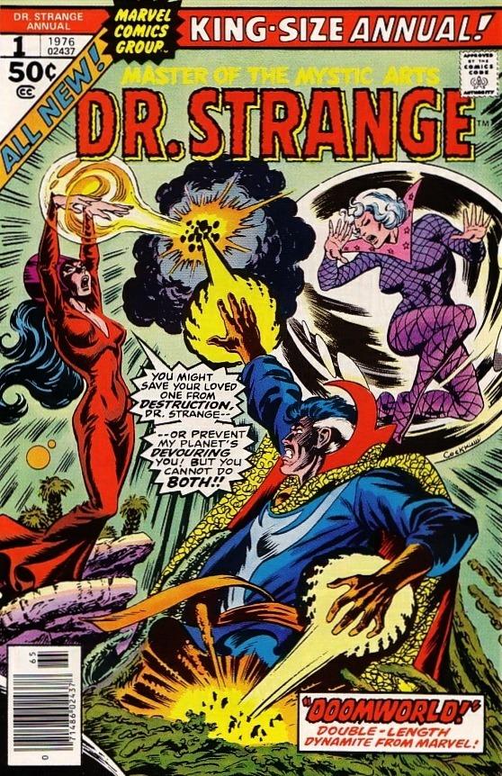 Doctor Strange Annual #1