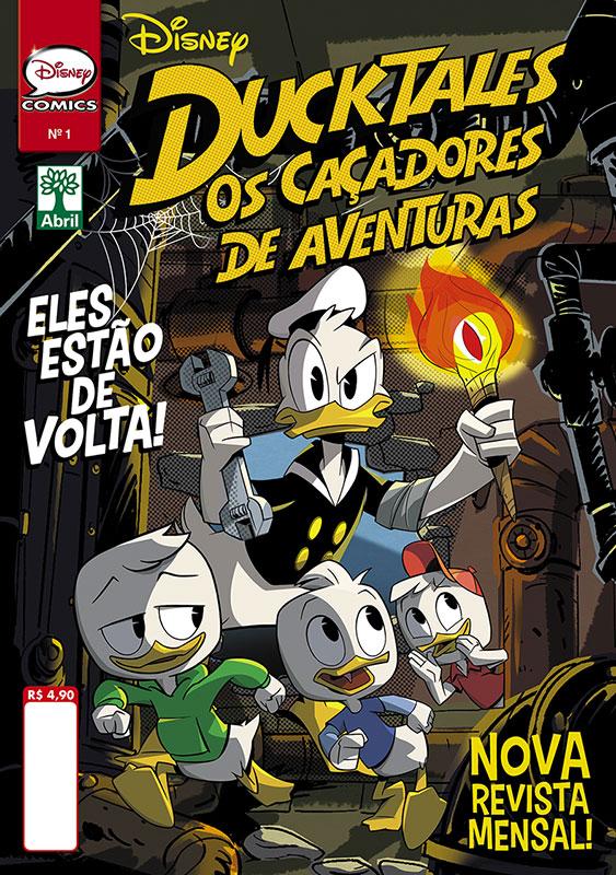 DuckTales - Os caçadores de aventuras # 1