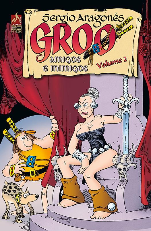 Groo - Amigos e Inimigos - Volume 2