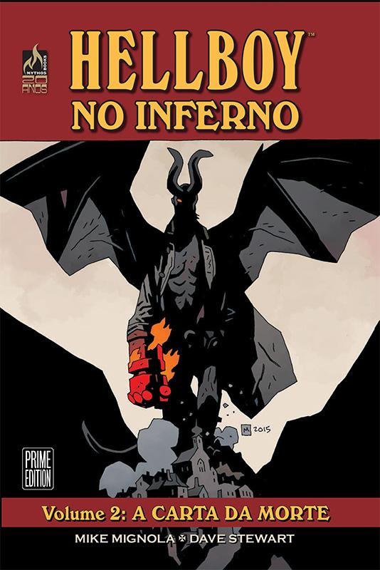 Hellboy no Inferno - Volume 2 - A carta da morte