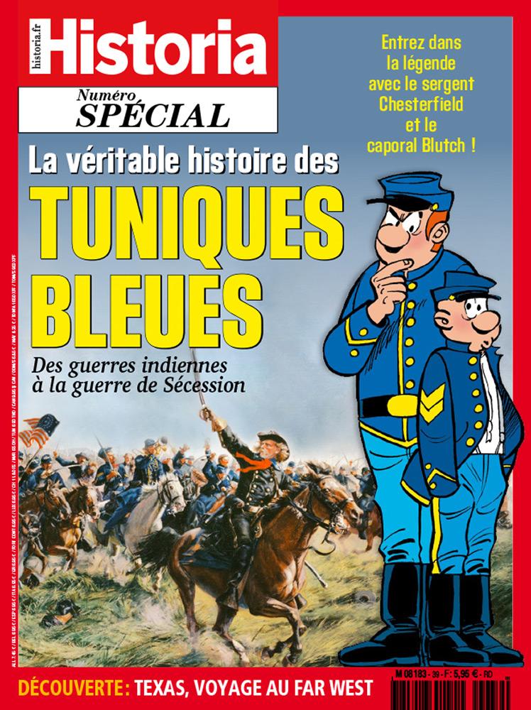 Historia Special - Tuniques Bleues
