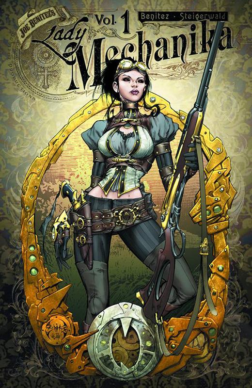 Lady Mechanika - Volume 1
