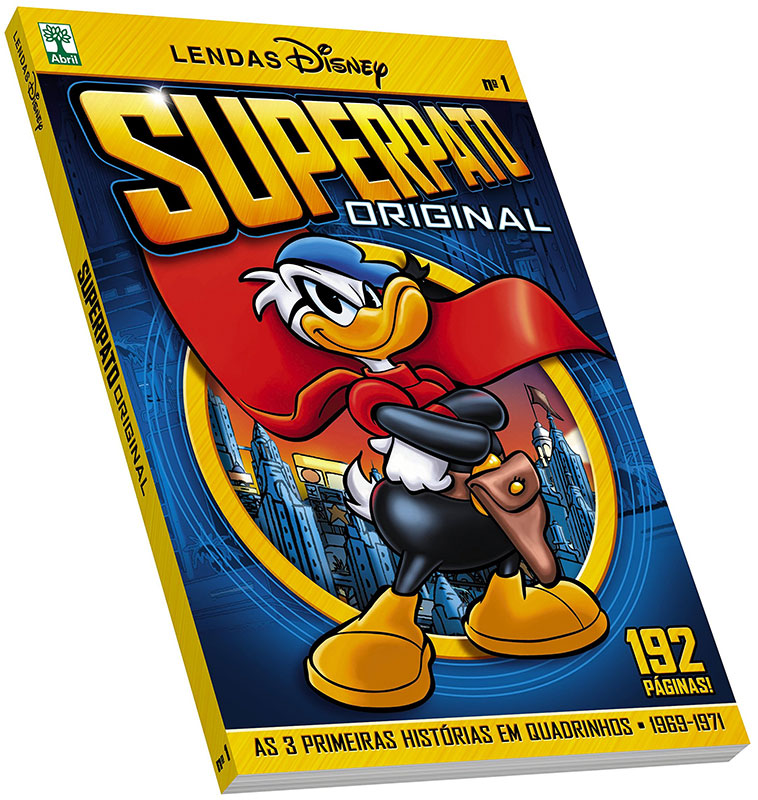Lendas Disney - Superpato Original