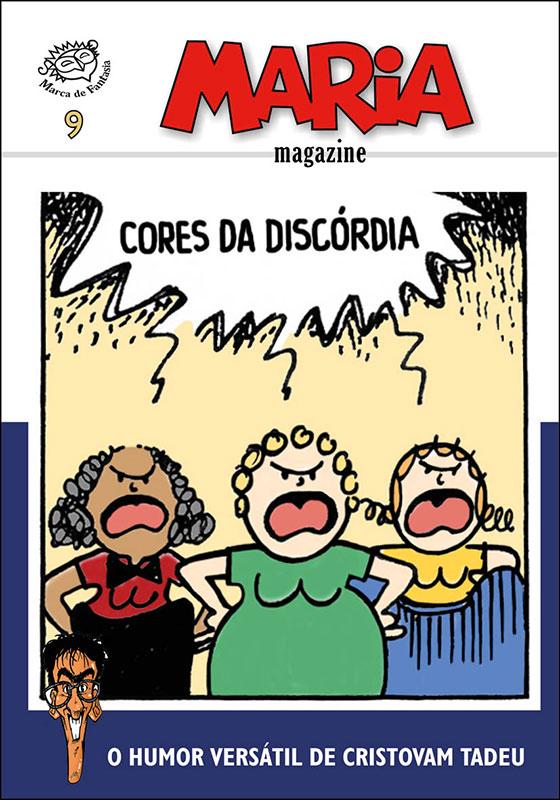 Maria Magazine # 9