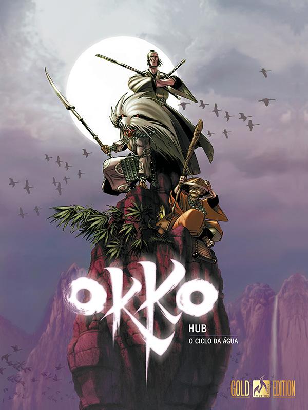 Okko - O livro da água