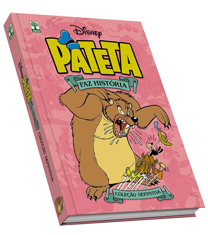 Pateta faz História - Edição definitiva - Volume 5