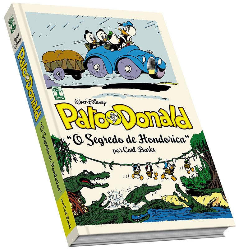 Pato Donald por Carl Barks - Volume 9 - O Segredo de Hondorica