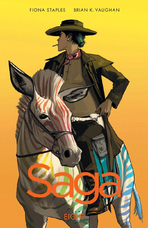 Saga - Volume 8