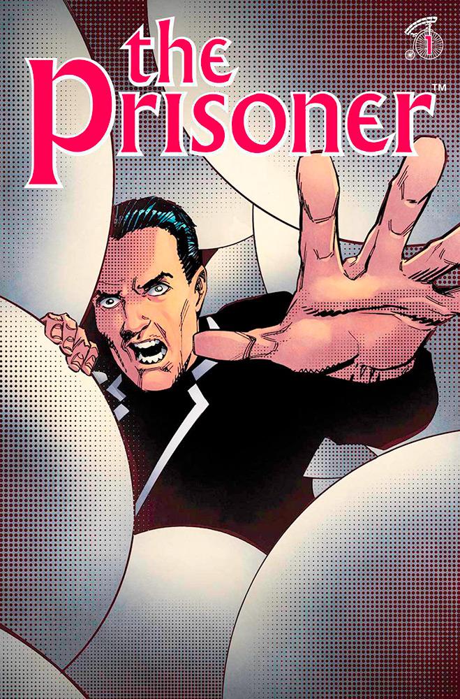 Capa de o Prisioneiro