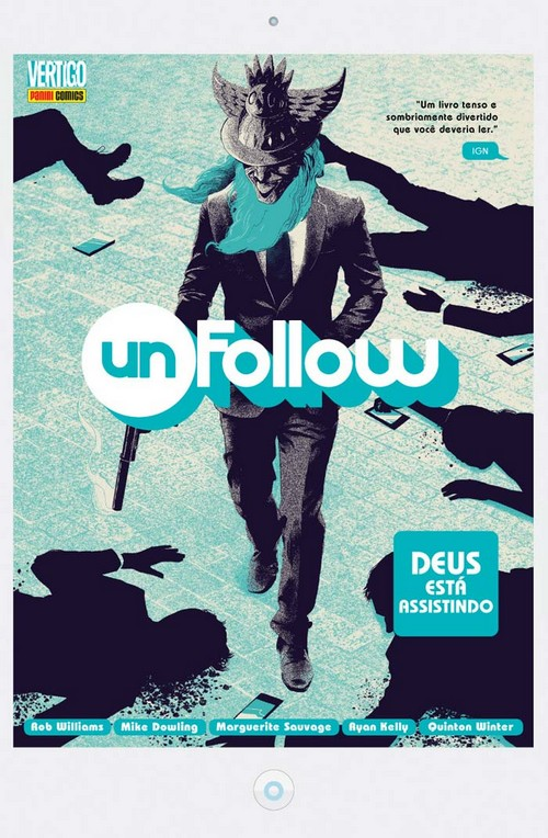 Unfollow - Volume 2 - Deus está assistindo