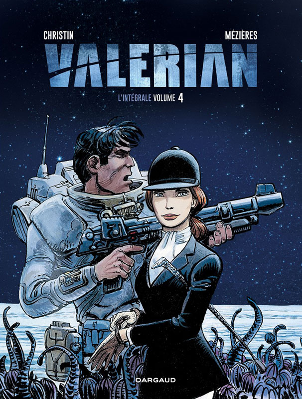 Valerian Integral - Volume 4