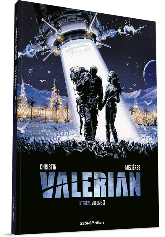 Valerian Integral - Volume 3