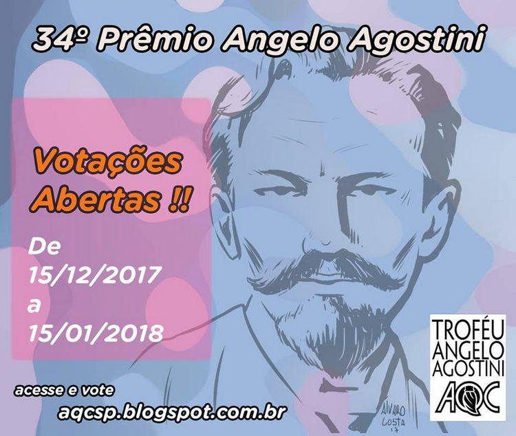 34º Prêmio Angelo Agostini