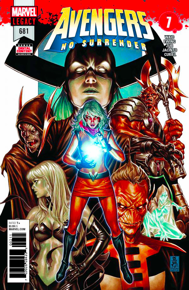 Avengers - No Surrender # 7