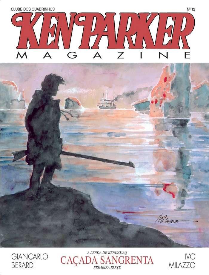 Ken Parker Magazine # 12