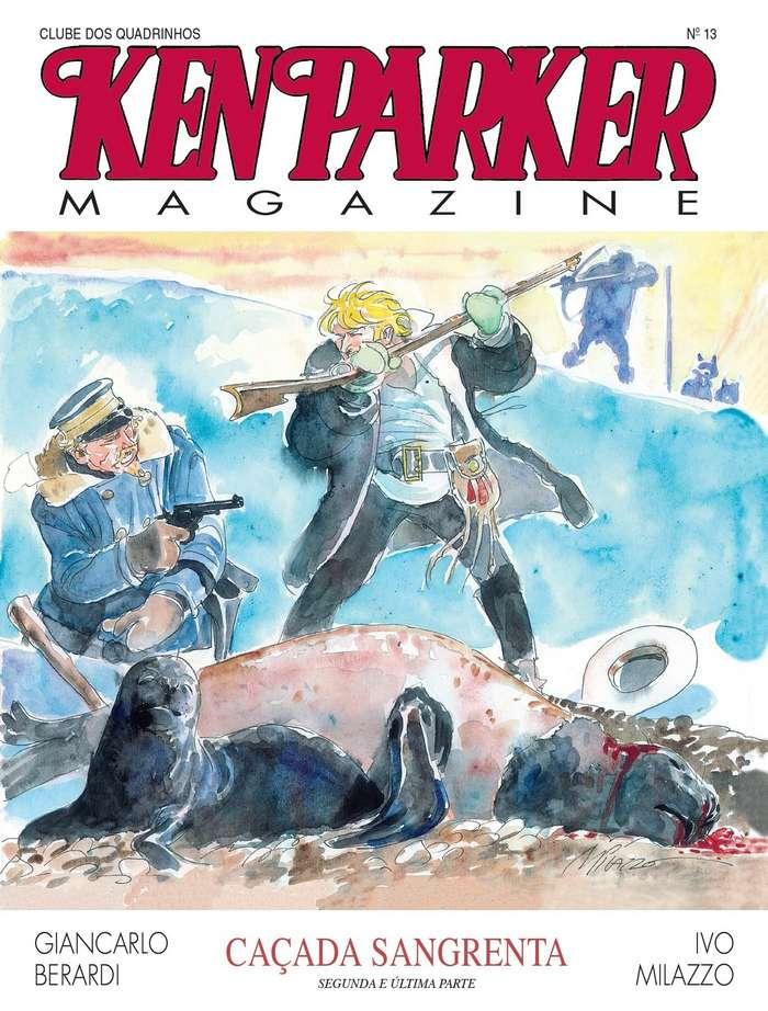 Ken Parker Magazine # 13